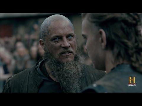 Ragnar's Speech ''Who wants to be King ?'' Season 4