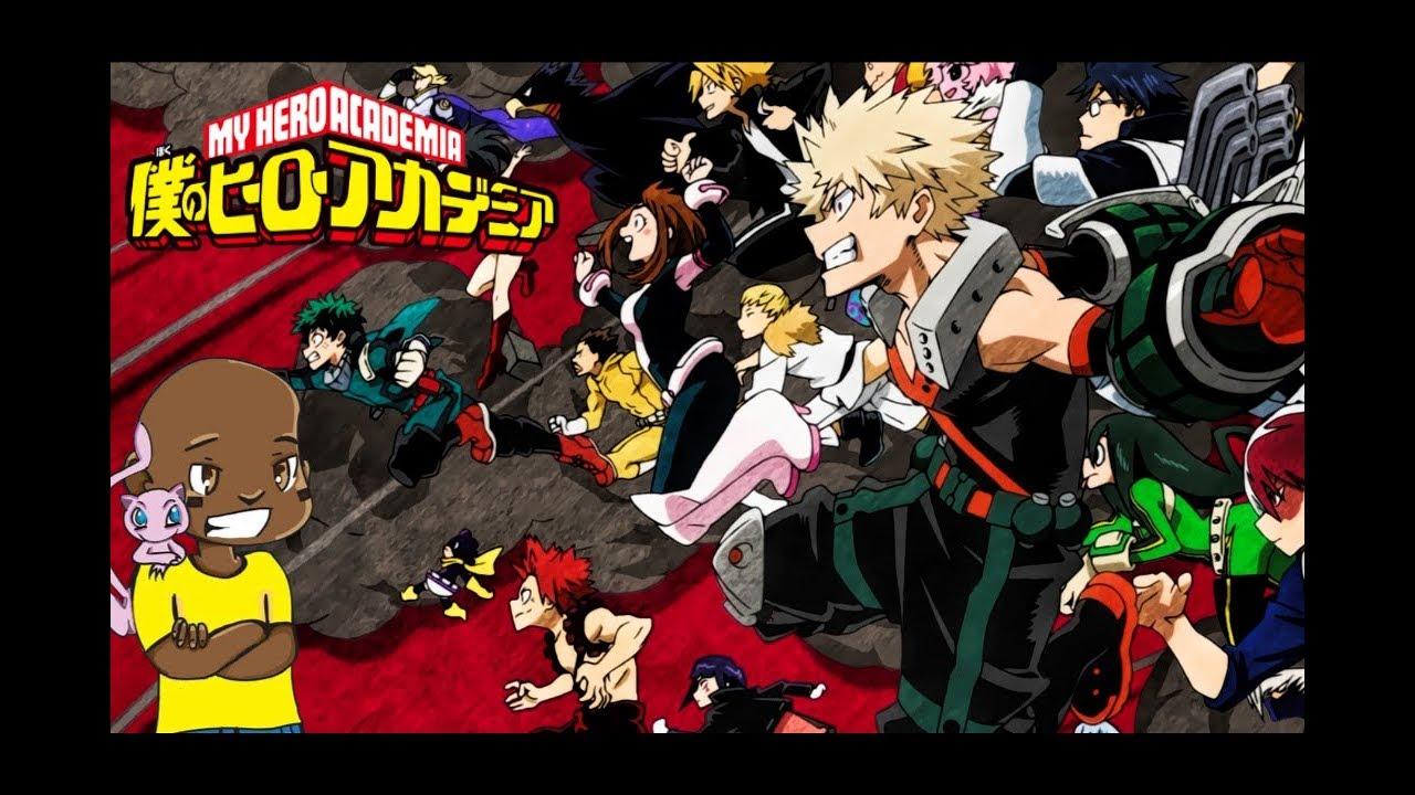 Hero Academia Season 2