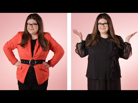 Thumbnail: I Followed Body-Slimming Fashion Tips Throughout History