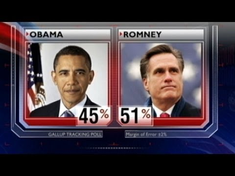 Mitt Romney, President Obama Polls Paint Confusing Picture Going Into Final Debate Before Election