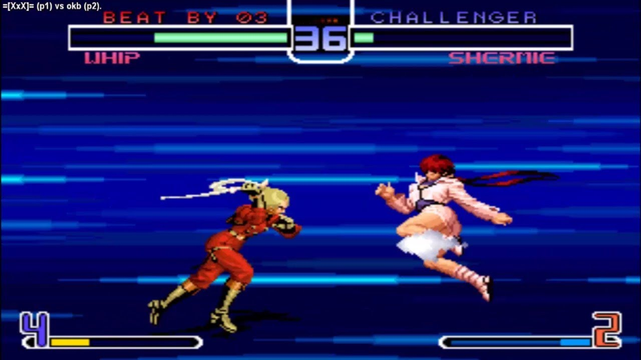 king of fighters porn