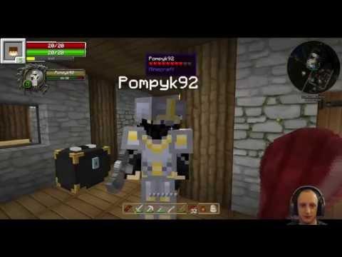 Fireballův Livestream 30.12.2014 - Pineview Drive, Minecraft: TolkienCraft2