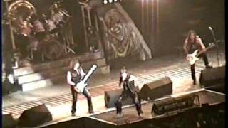 Iron Maiden-2.Murders In The Rue Morgue(Lisbon,Portugal 2005)