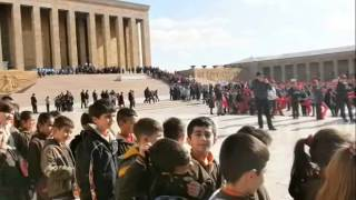 2-F Sınıfı Anıtkabir Gezisi