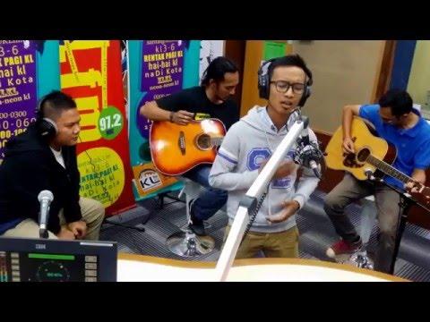 Berjuta Maaf Mu - Azarra Band | Jom Jam Akustik | 11 Mei 2016