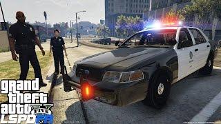 GTA 5 LSPDFR Police Mod Ep 68 | Bxbugs123 CVPI | Attempted Suicide | LSPD City Patrol