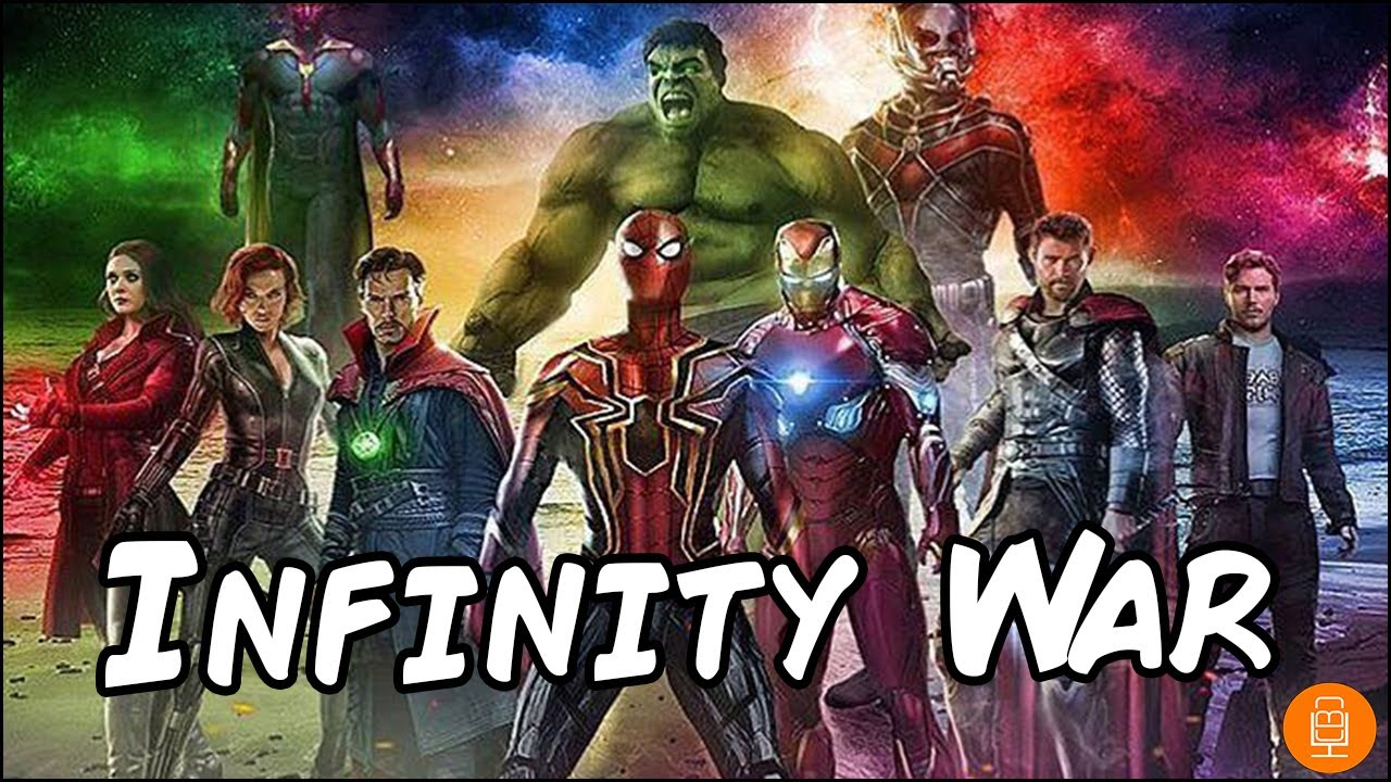 avengers infinity war d23 footage description & details - youtube