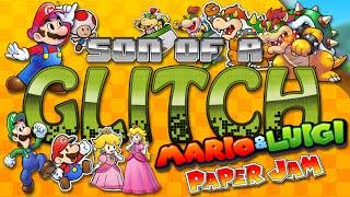 Mario & Luigi: Paper Jam Glitches - Son of a Glitch - Episode 57