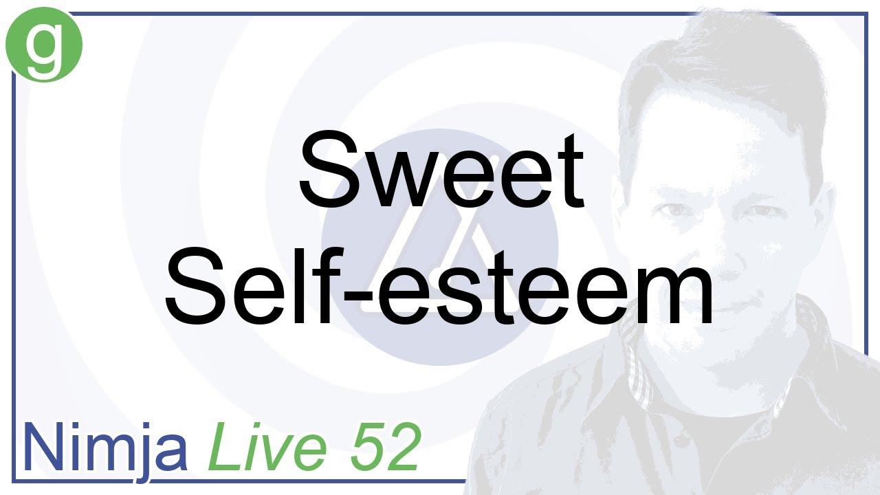 Hypnosis - Sweet Self-Esteem - Nimja Live - August 2020