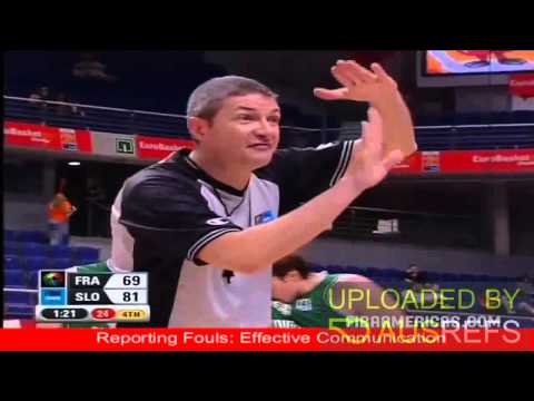 Special Situations - FIBA education video