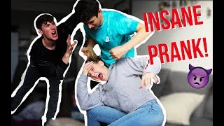 Gambar cover I BEAT UP YOUR SISTER PRANK ON BOYFRIEND - SAVAGE