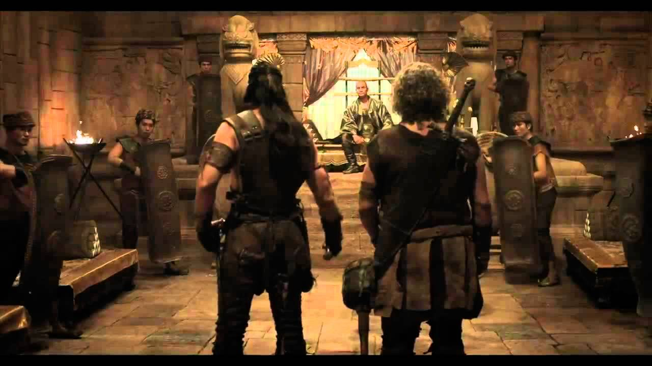 Download The Scorpion King 3: Battle for Redemption (2012) HD Trailer