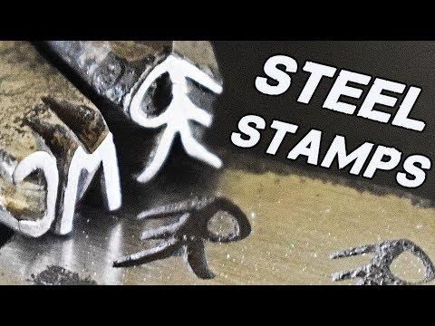 Blacksmithing - Steel Touchmark