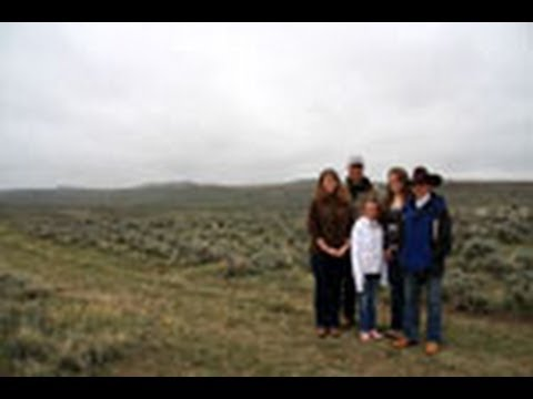 Fieldgrove Ranch - 2011 Leopold Conservation Award (Wyoming)