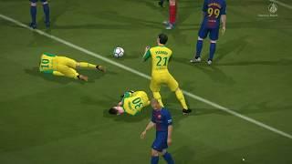FIFA ONLINE 3 FULL +10 TEAM LEGEND RANKING PIZZARO STOPPAGE TIME WINNER