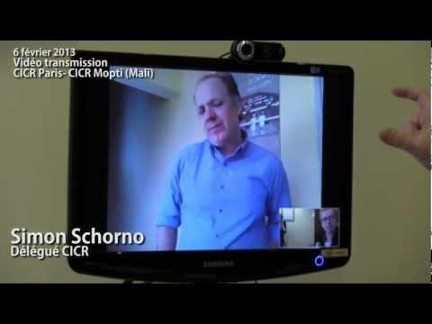 Mali : entretien vidéo avec Simon Schorno, délégué communication à Mopti
