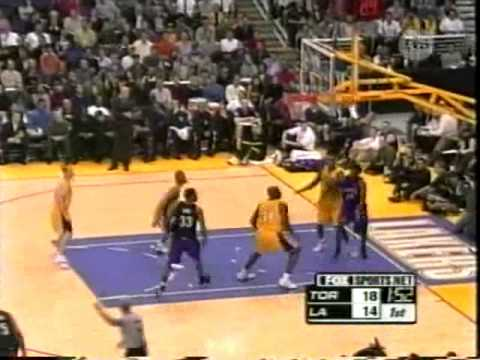 Top 10 NBA 13th week 2000-2001