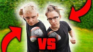 POGROMCY MITÓW w PRAWDZIWYM ŻYCIU #4 - SHEO vs OSPANNO