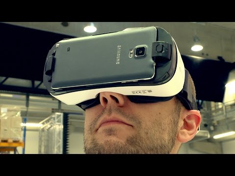 Virtual Reality: Holodeck 4.0   Besuch am Fraunhofer-Institut