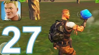 Fortnite - Gameplay Walkthrough Part 27 (iOS)