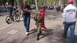 Берлин 9 мая 2015 День победы!