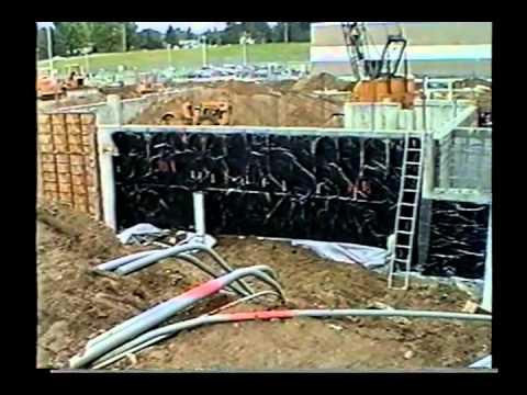 Construction of the Faribault Senior High School Addition - 1996
