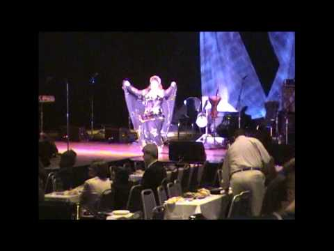 Lebanese singer Wael Kfoury & NJ belly dancer Soraya Concert - Resorts Casino, AC  وائل كفوري