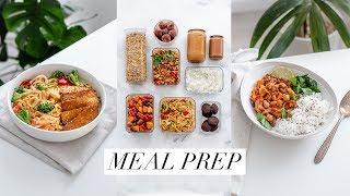 Meal Prep pour la Semaine | Santé, Économies, Organisation & Gain de temps | Alice Esmeralda