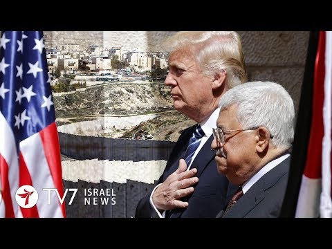 "Details on Trump's ""Deal of the Century"" emerge - TV7 Israel News 18.01.19"