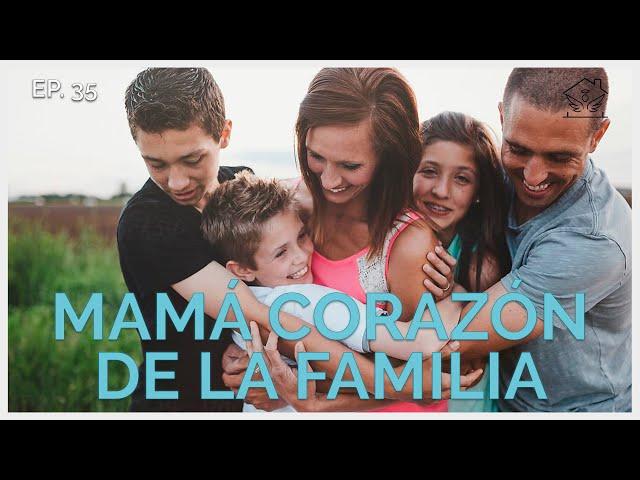 Mamá corazón de la Familia    El ángel de tu hogar