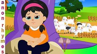Little Bo Peep Has Lost Her Sheep | Nursery Rhymes & Kids Songs - Super Kids | Songs For Children