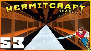 HermitCraft 5 | THE NETHERLOOP!  | Ep 53 || Minecraft Vanilla 1.12