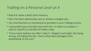 Trading for Beginners- The Importance of Psychology