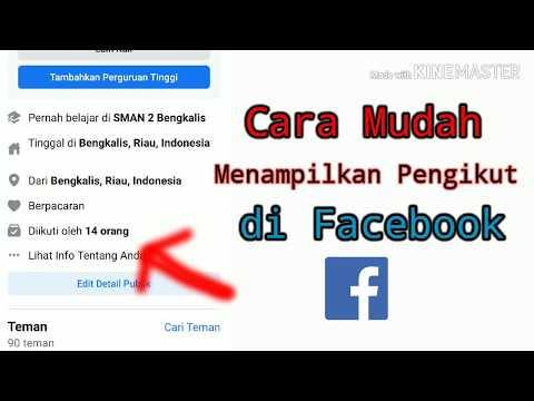 Update Terbaru cara nambah followers/pengikut FB 2020 // Part 3.