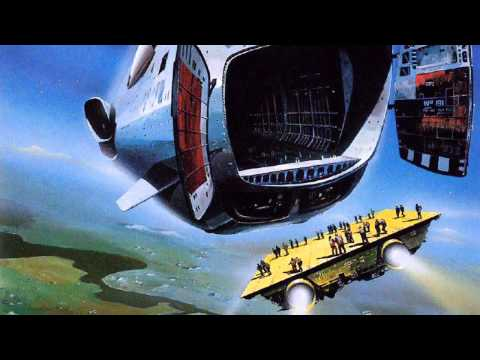 Visions Of The Future - Part 1 of 5 - Science Fiction Art of the Second Golden Age.