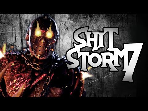 Shitstorm 7 - Friday The 13th: The Game