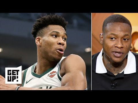 Giannis is a tougher matchup than Kawhi - Terry Rozier | Get Up!