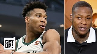 Download Giannis is a tougher matchup than Kawhi - Terry Rozier   Get Up! Mp3 and Videos