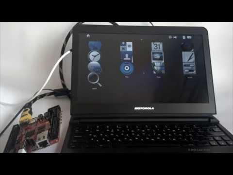 Tizen Laptop with Open Source Hardware Components