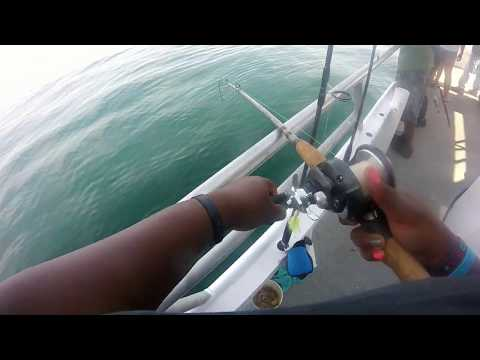 Party Boat Sea Bass On Miss Belmar Princess - Birthday Fishing Part 3