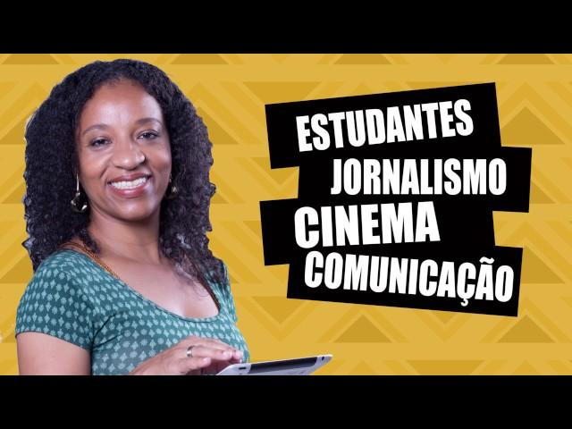 I Prêmio de Jornalismo AfirmATIVA - Seleção de Roteiros