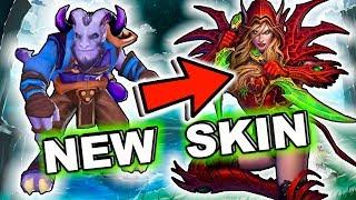 Dota 2 Mods: NEW Riki skin - Valeera!