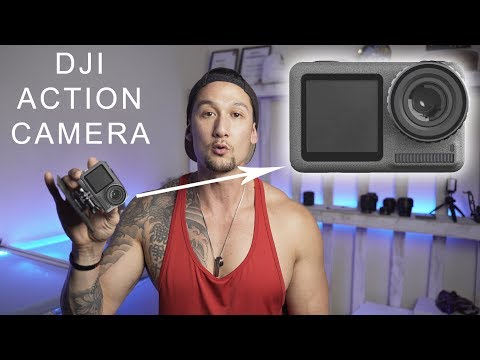 DJI OSMO ACTION CAMERA & Osmo Pocket Underwater Housing? Giveaway