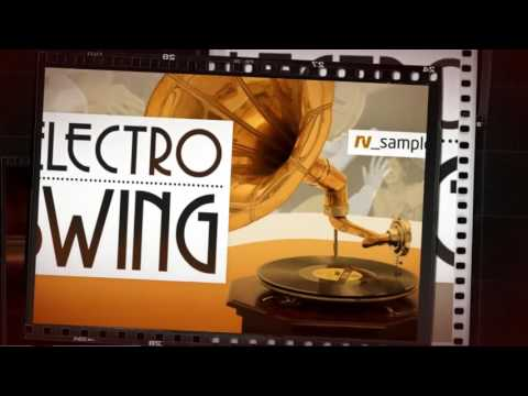 RV Samplepacks present Electro Swing - Electro Swing Samples