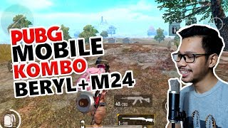 BERYL + M24 KOMBO MAUT - PUBG MOBILE INDONESIA