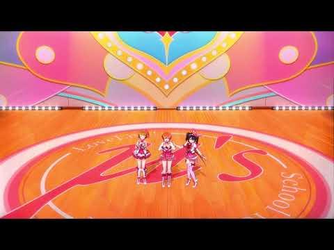 【スクフェスAC】Listen to my heart!!  ダンスフォーカス動画