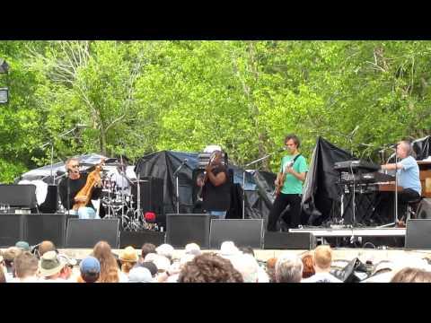 Bruce Hornsby - Suwannee Music Festival 2012 - Prairie Dog Town