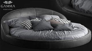 "№167. Modeling Bed "" Gamma jazz "" Autodesk 3ds Max & marvelous designer"