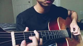 Hôn anh - Min, guitar solo