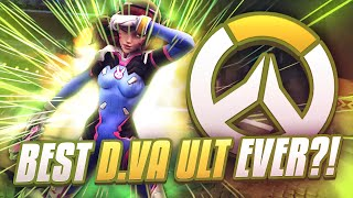 best d va ultimate ever overwatch competitive gameplay w ethan jj
